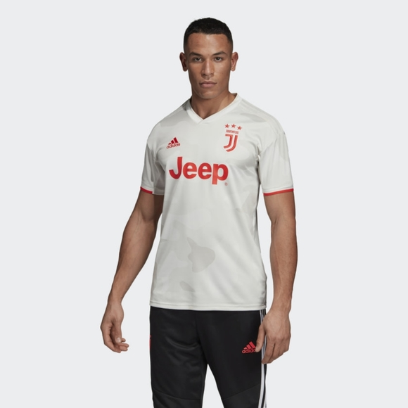Adidas Juventus Away Stadium Soccer Jersey XXL